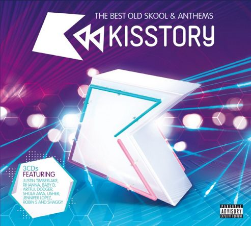 Kisstory - The Best Old Skool & Anthems - 2013