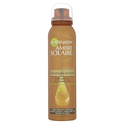 Save 1/3 on selected Garnier Ambre Solaire suncare