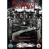 Psychotic Asylum DVD