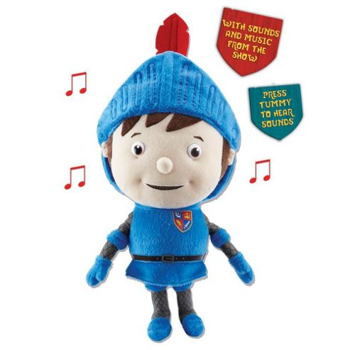 Mike The Knight Talking Mike Soft Toy