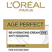 L'Oréal Age Perfect Rehydrating Eye Cream 15ml
