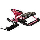 Stiga Snowracer Pink Pro Sledge