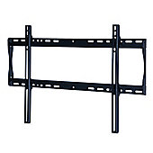 "Peerless Flat Wall Mount Bracket for 32"" - 56"" LCD / Plasma's - Black"