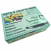 Encaustic Art & Crafts Iron
