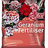 Geranium Fertiliser - 1 x 100g pack