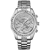 Caravelle New York Melissa Ladies Crystal Watch - 43L171