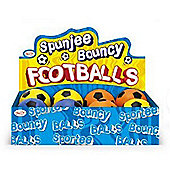 Toyrific 15cm Spunjee Bouncy Football