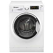 Hotpoint Ultima S-Line Washing Machine, RPD10657 JX UK, 10KG load, with 1600 rpm - White
