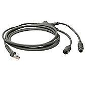 Motorola Keyboard Wedge Cable