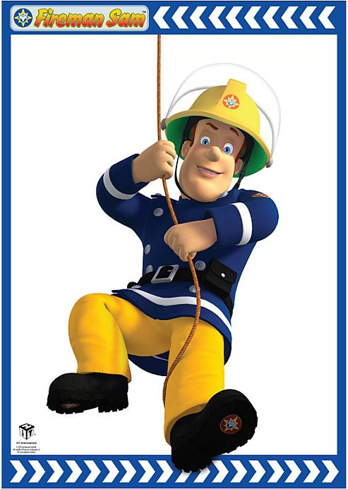 Fireman Sam - Help Is Here (DVD)