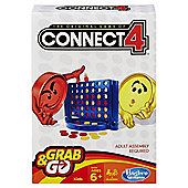Connect 4 Grab & Go Travel Game