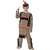 Indian Boy - Child Costume 9-10 years