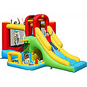 Adventure Combo Childrens Bouncy Castle