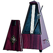 Wittner 845M Metronome No Bell - Mahogany