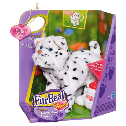 FurReal Newborn Dalmation Puppy