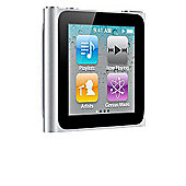 Apple MC526QG/A iPod Nano 16 GB 6th Gen - Silver