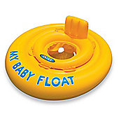 "INTEX 27.5"" My Baby Float 6-12 Months"