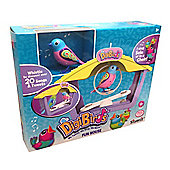 Silverlit DigiBird with Whistle Ring and Play House (Ruby)
