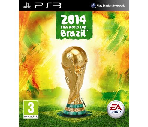 2014 Fifa World Cup Brazil (PS3)