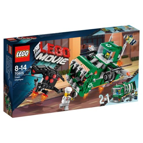 LEGO Movie Trash Chomper 70805