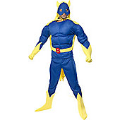 Bananaman - Adult Costume Size: 42-44