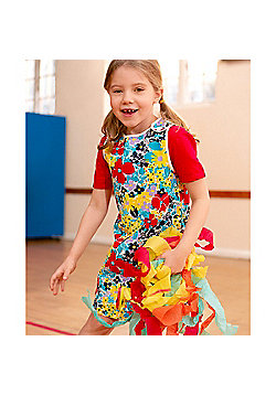 Little Bird by Jools Pinafore Dress Size 12-18 months