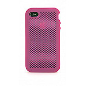 Impact Mesh with D3O for iPhone 4 - Pink