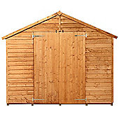 BillyOh 400 10 x 8 Windowless Overlap Apex Shed