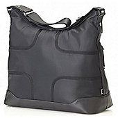 OiOi Hobo Bag (Taped Black)