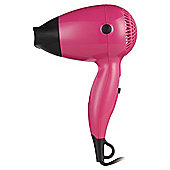 Mini 1200W Hair Dryer Pink