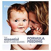 Essential Baby Care Guide single DVD - Formula Feeding