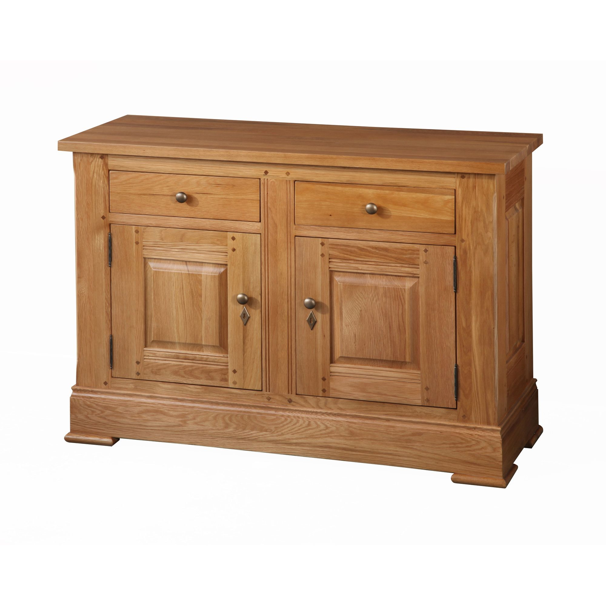 Wilkinson Furniture Normandy Small Sideboard in Lacquer at Tesco Direct