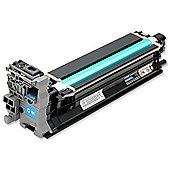 Epson Cyan Photoconductor Unit (Yield 30,000 Pages) for AcuLaser CX28DN Multifunction Laser Printers