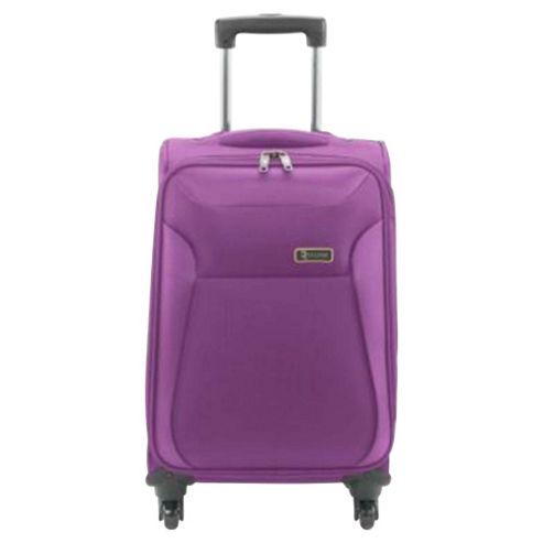 Revelation by Antler Nexus 4-Wheel Suitcase, Purple Small