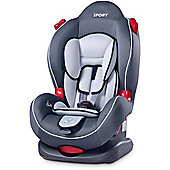 Caretero Sport Classic Car Seat (Graphite)