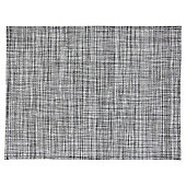 Tesco Woven charcoal placemat 2 pack