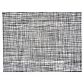 Tesco Woven Charcoal Placemat, 2 Pack
