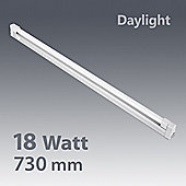 Linkable T5 18W Under Cupboard Fluorescent Strip Light in Cool White