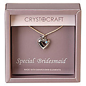 Crystocraft Special Bridesmaid Necklace