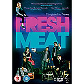 Fresh Meat - Series 1 - Complete (DVD Boxset)