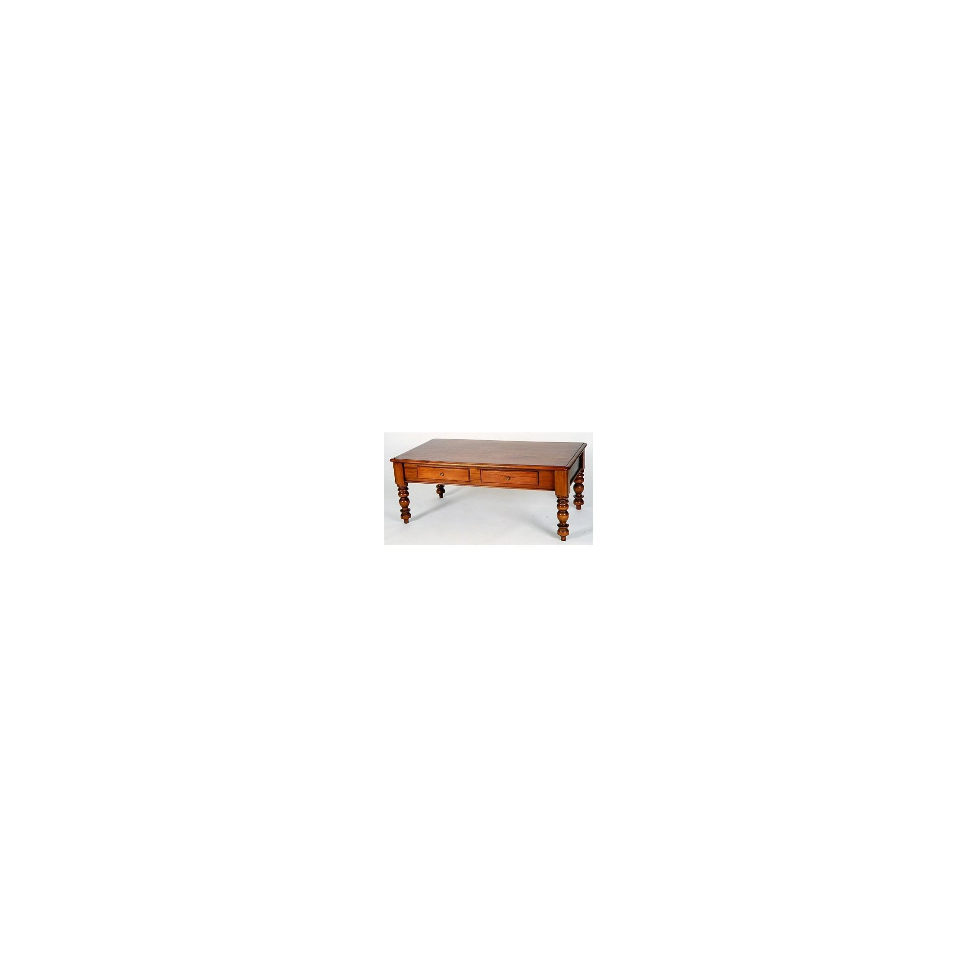 Anderson Bradshaw Colonial Coffee Table in Mahogany at Tesco Direct
