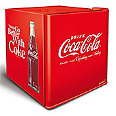 Husky Coca Cola 48 litre Freestanding Mini fridge/ drinks chiller