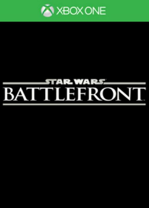 Star Wars Battlefront (Xbox One)