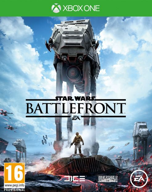 Cheapest Star Wars Battlefront (Exclusive Preorder DLC) on Xbox One