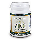 Cytoplan Zinc / Copper 60 Tablets