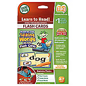 LeapFrog LeapReader™ Flash Cards : Interactive Talking Words Factory