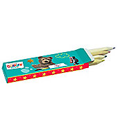 Little Charley Bear Party Colouring Pencils (6pk)