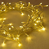 300 Indoor / Outdoor LED String Fairy Lights in Warm White