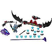 Lego Legends of Chima Bat Strike - 70137