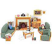 Sylvanian Families - Families - Deluxe Living Room Set